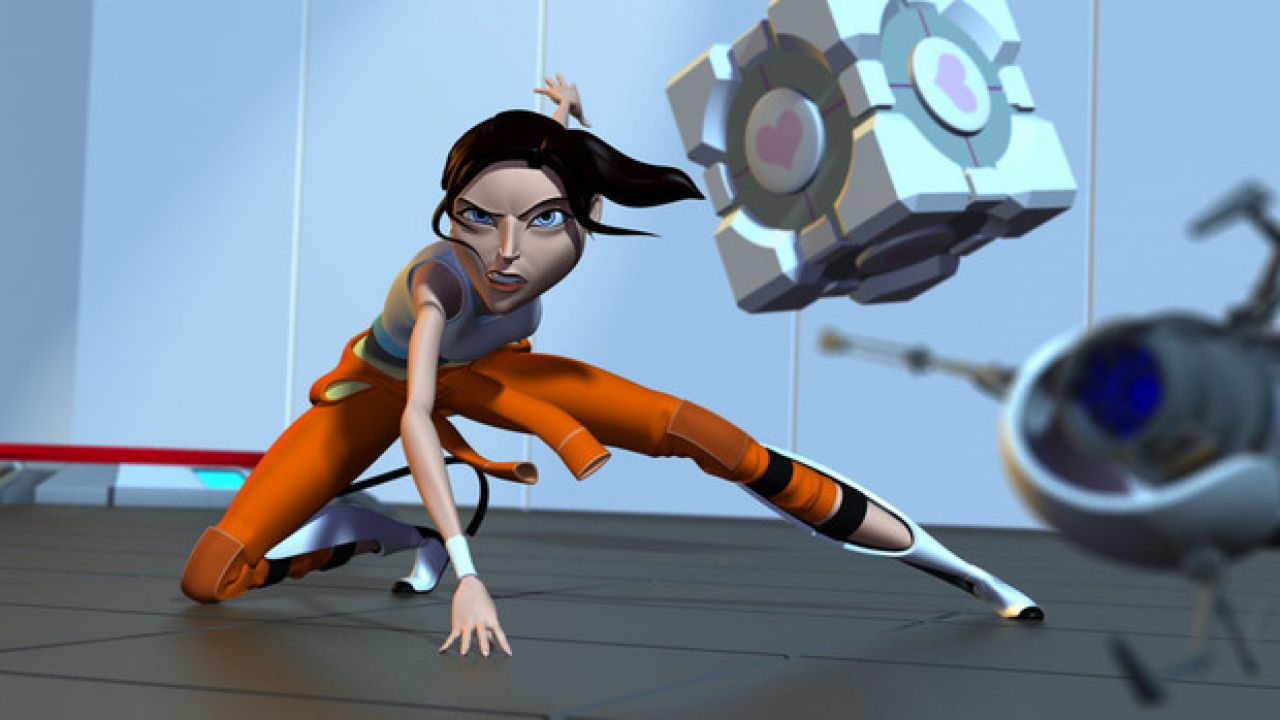 Portal 2: DLC dedicato al PS Move disponibile sul PSN USA