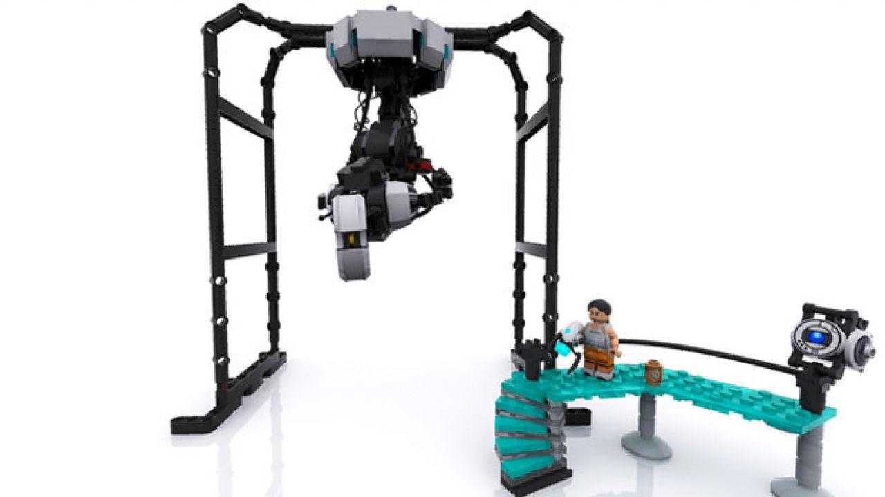 Portal 2: in arrivo livelli esclusivi per PS Move