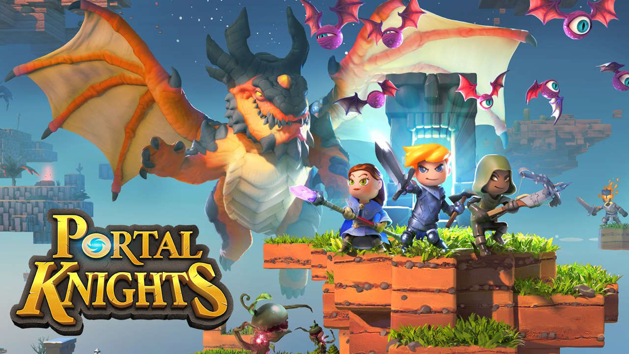 Portal Knights: arriva l'aggiornamento Ghost World