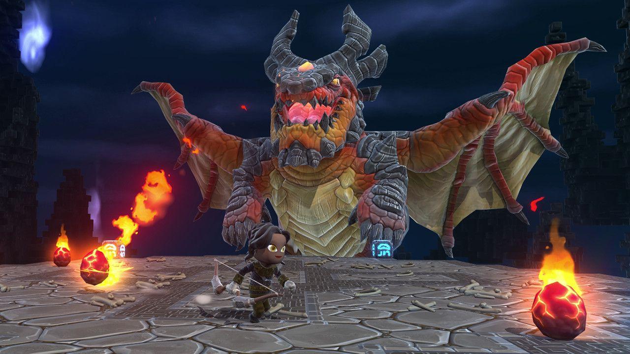 Portal Knights si aggiorna con uno speciale evento a tema pasquale