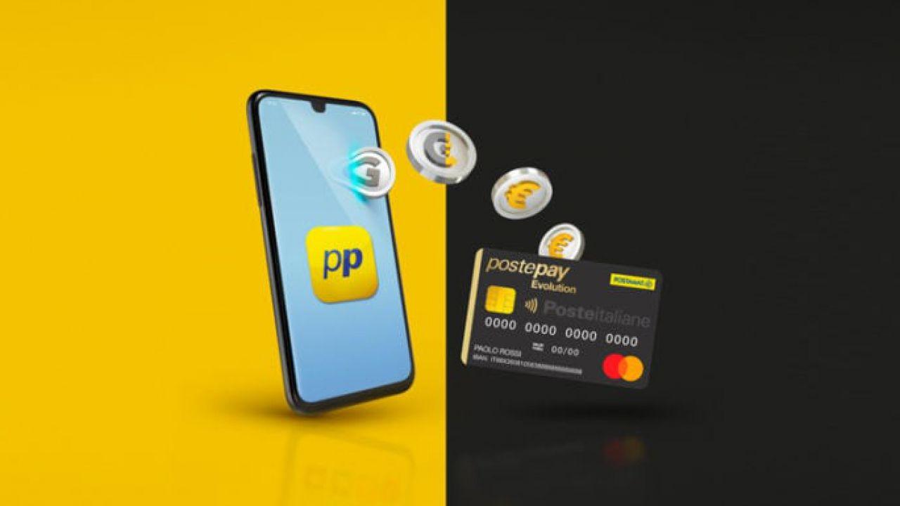 PosteMobile presenta Connect Back: i giga non utilizzati diventano ricariche PostePay