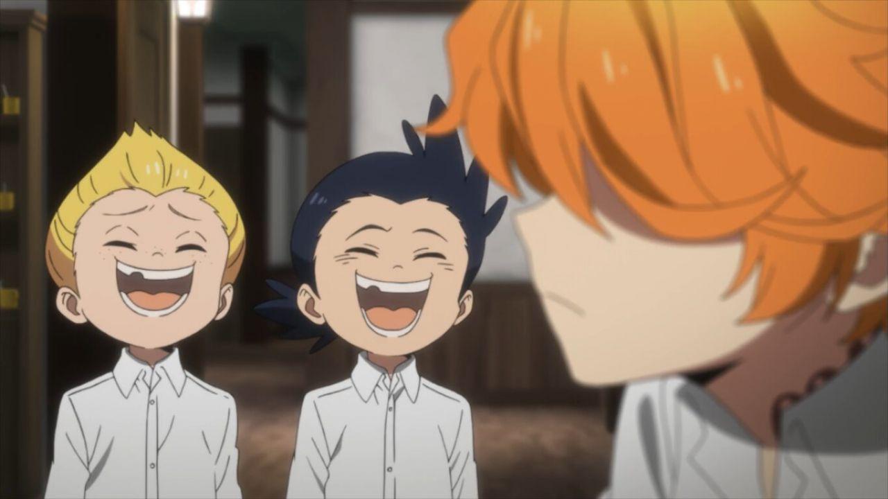 Posuka e Shirai sono entusiasti del ritorno di The Promised Neverland con la stagione 2