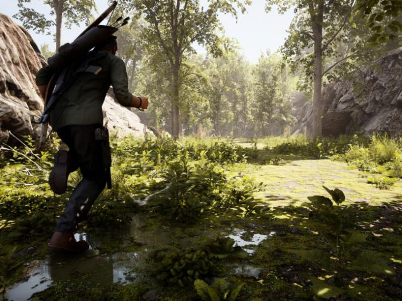 Potentia: free demo on Steam for the mix between Uncharted, The Last of Us and The Division