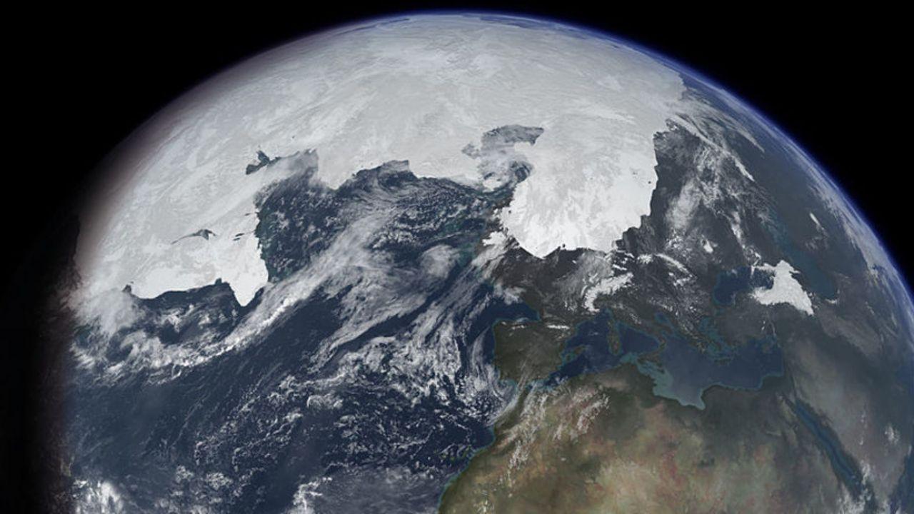 Potrebbe essere stato risolto il mistero del 'ghiaccio mancante' della Terra