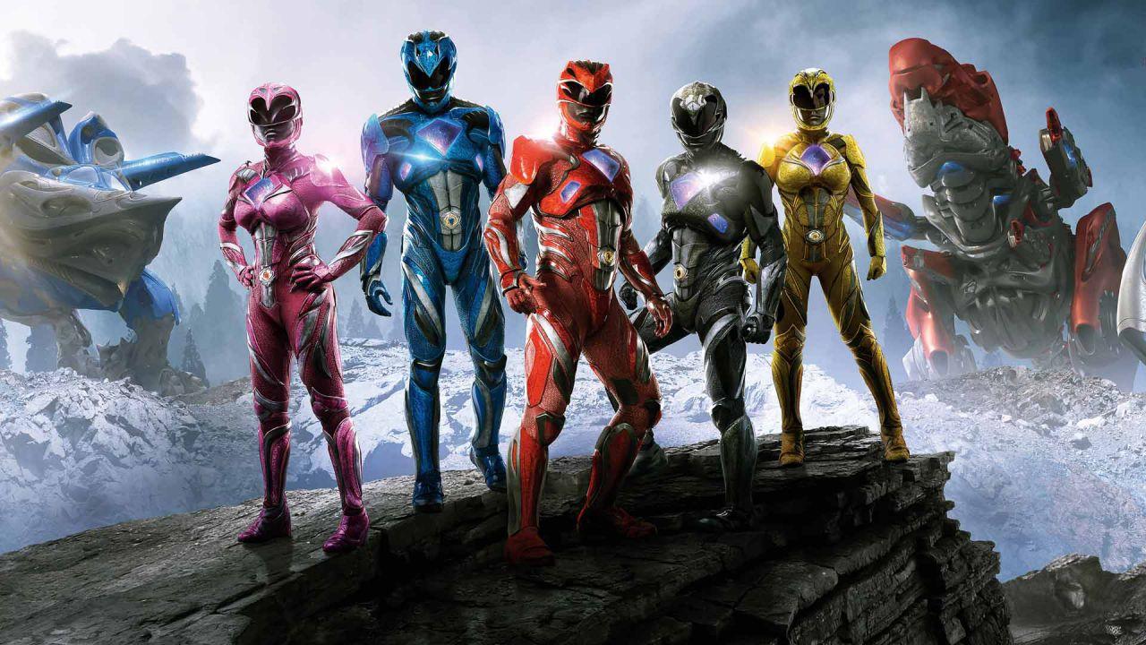 Power Ranger, Hasbro ha trovato lo sceneggiatore per il nuovo film del franchise