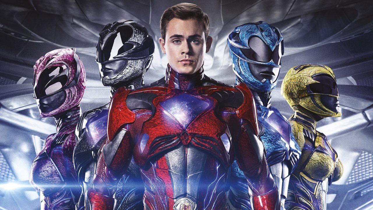 Power Rangers: annunciato il reboot del franchise dopo il film del 2017