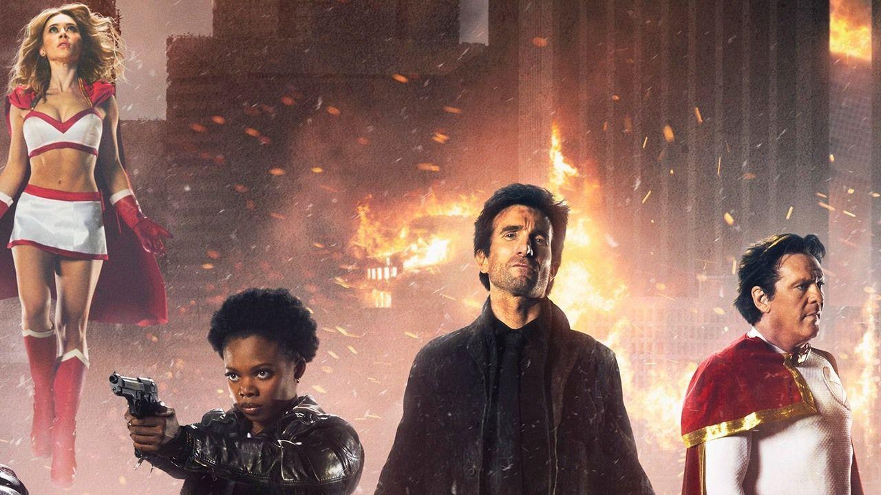 Powers, la prima serie in esclusiva per PlayStation Now, è stata cancellata