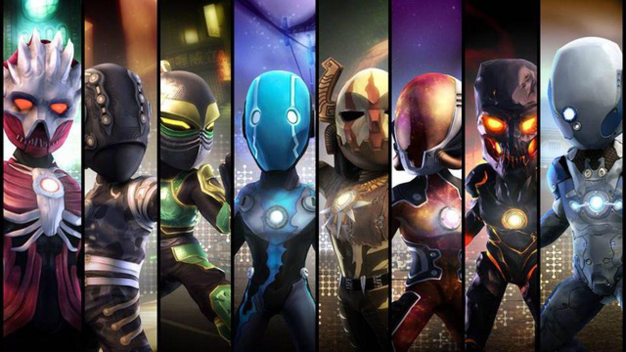 PowerUp Heroes: trailer di presentazione e immagini