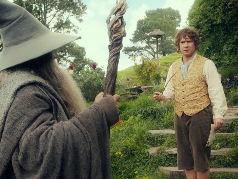 Premi Oscar: quanto sono bassi i numeri de Lo Hobbit rispetto a Il signore degli anelli?