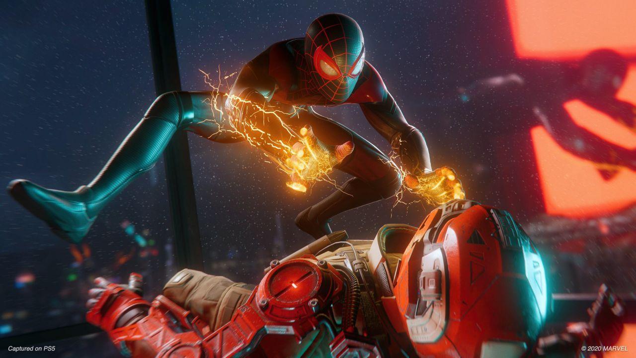 Prenota Spider-Man Miles Morales da GameStopZing e ricevi costumi e bonus digitali