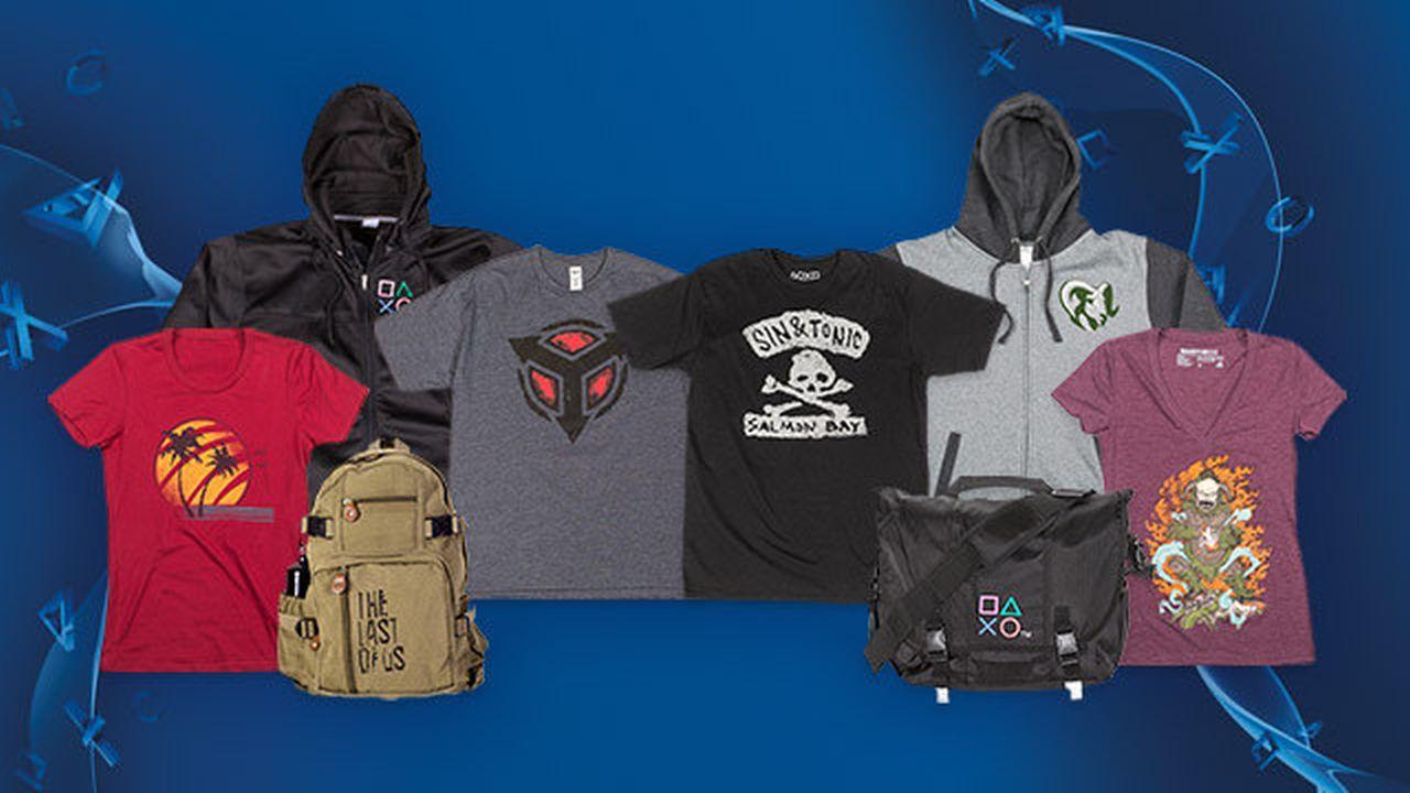 Preparatevi all'inverno con i nuovi capi di PlayStation Gear