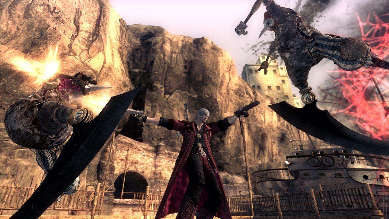 Presentata l'edizione limitata di Devil May Cry 4 Special Edition