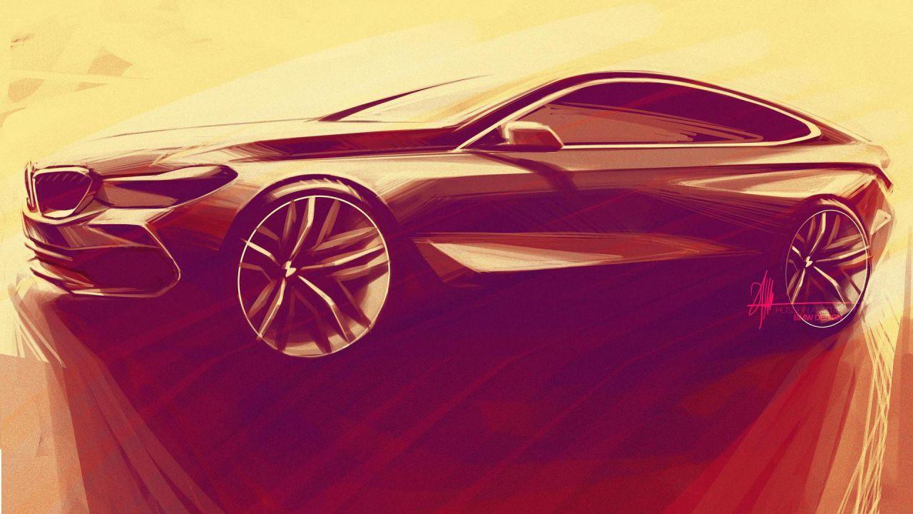 Presto potremmo vedere una BMW Serie 6 nata per sfidare la Porsche 911