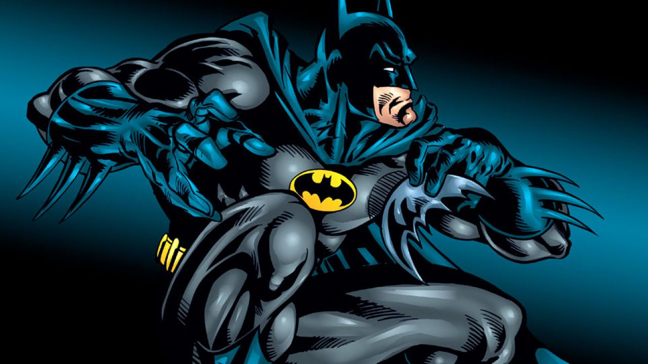 Prima immagine per le action figures di Batman: Arkham Asylum