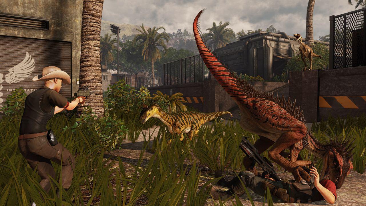 Primal Carnage: Extinction - Nuove immagini ed alcuni dettagli