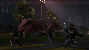 Primal Carnage Extinction per PlayStation 4: trailer di debutto