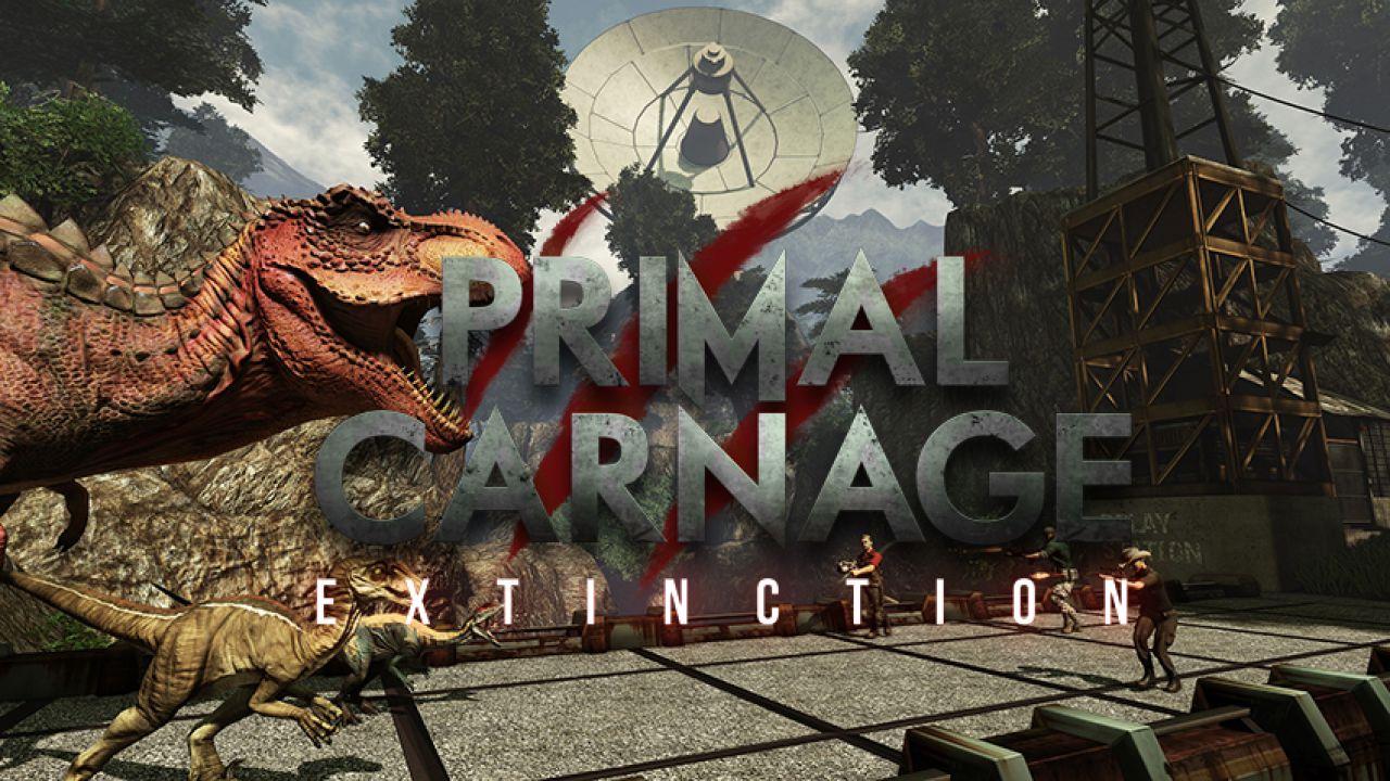 Primal Carnage Extinction per PS4 uscirà la prossima settimana