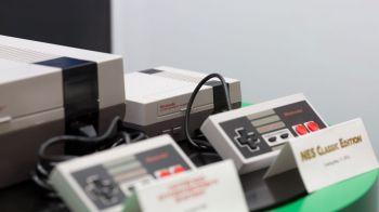 Prime foto dal vivo per il NES Classic Edition