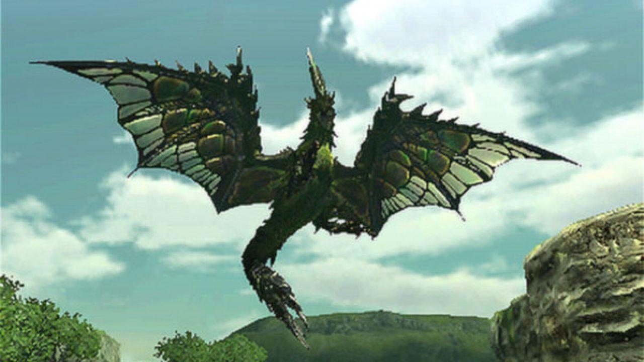Prime immagini di Monster Hunter X per 3DS