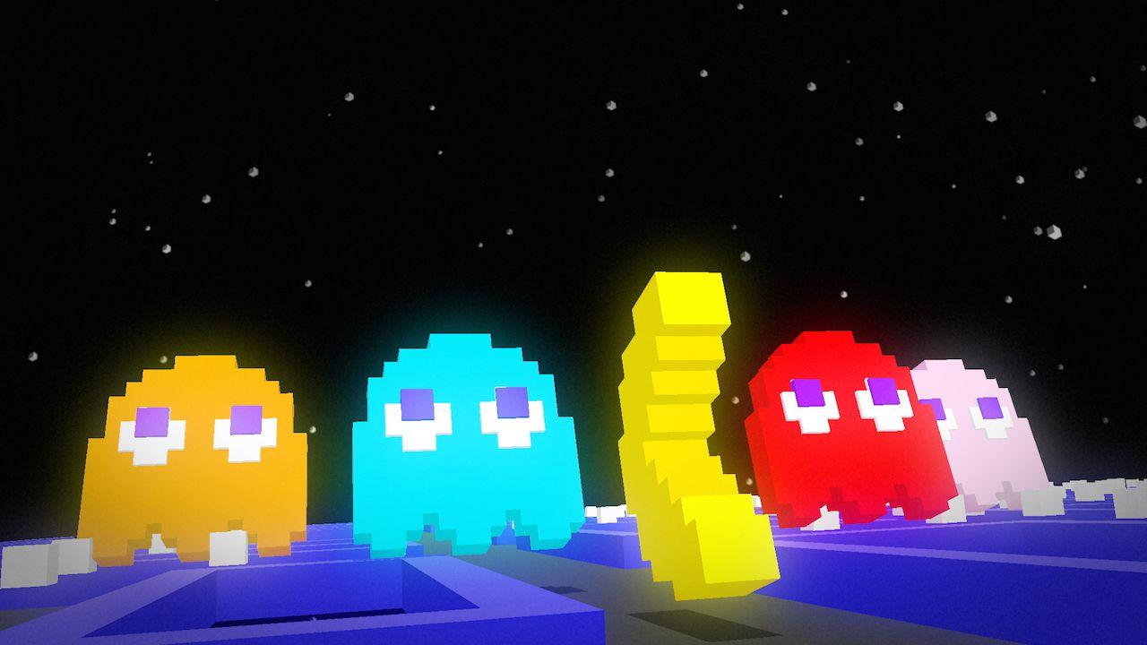 Prime immagini di Pac-Man 256