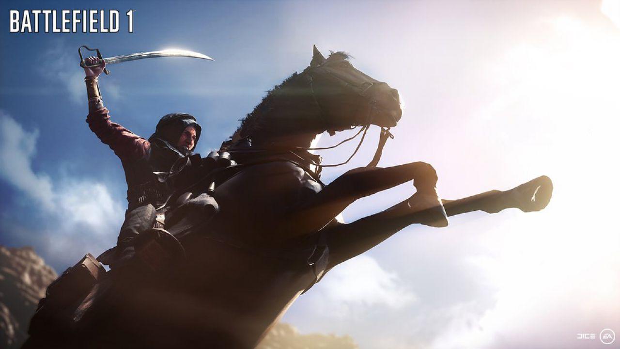 Prime immagini per Battlefield 1
