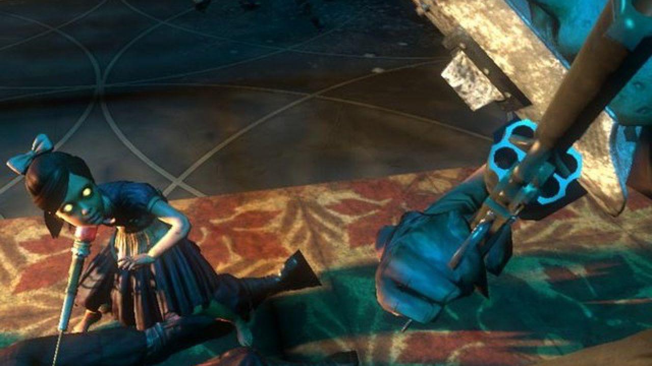 Prime immagini per Den Minerva, nuovo DLC per Bioshock 2