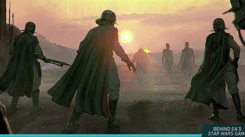 Prime immagini per Star Wars di Visceral Games