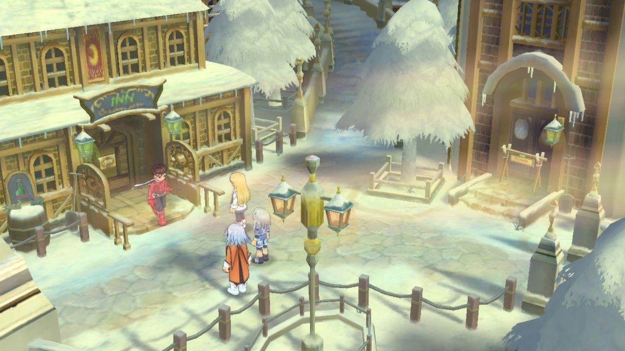 Prime immagini di Tales of Symphonia HD per PC