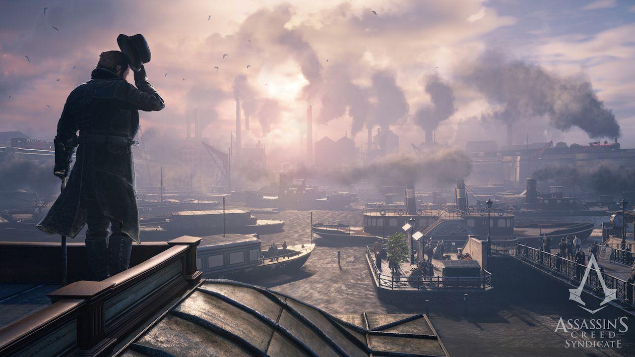 Prime prime immagini di Assassin's Creed Syndicate