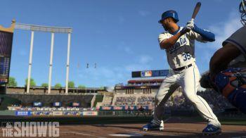 Primi screenshot per MLB 16 The Show