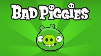 Primo trailer gameplay per Bad Piggies, spin-off di Angry Birds