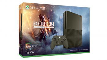Primo unboxing del bundle Xbox One S di Battlefield 1