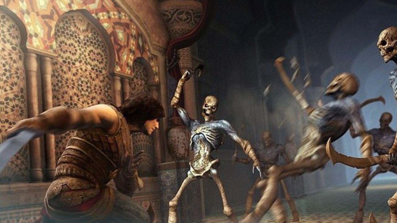 Prince of Persia: Le Sabbie Dimenticate, gioca come Ezio di AC 2