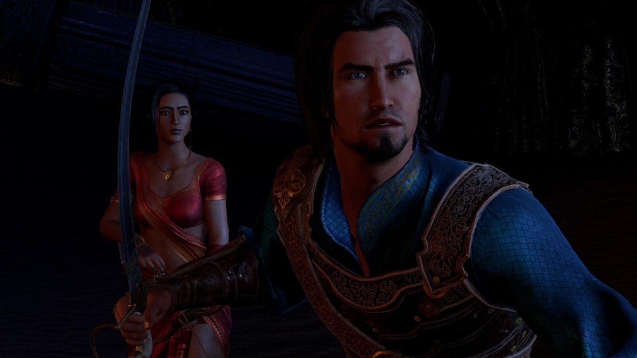 Prince of Persia Le Sabbie del Tempo Remake e la grafica: spunta una misteriosa immagine!