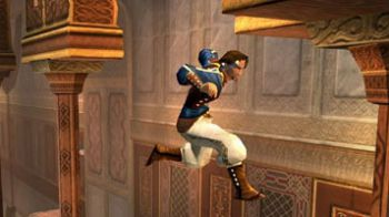 Prince of Persia Trilogy: il primo video ingame