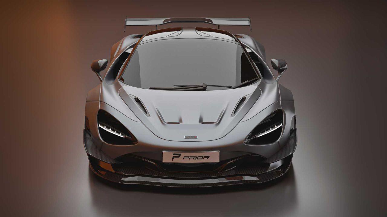 Prior Design ha dato vita alla sua McLaren 720S, ed è estrema: le immagini