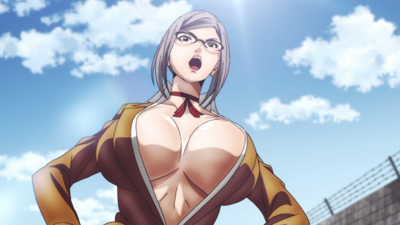 Prison School: Meiko Shiraki in lingerie è pronta a frustarvi in questo sensuale cosplay