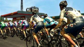 Pro Cycling Manager 2008: lo sprint finale in immagini
