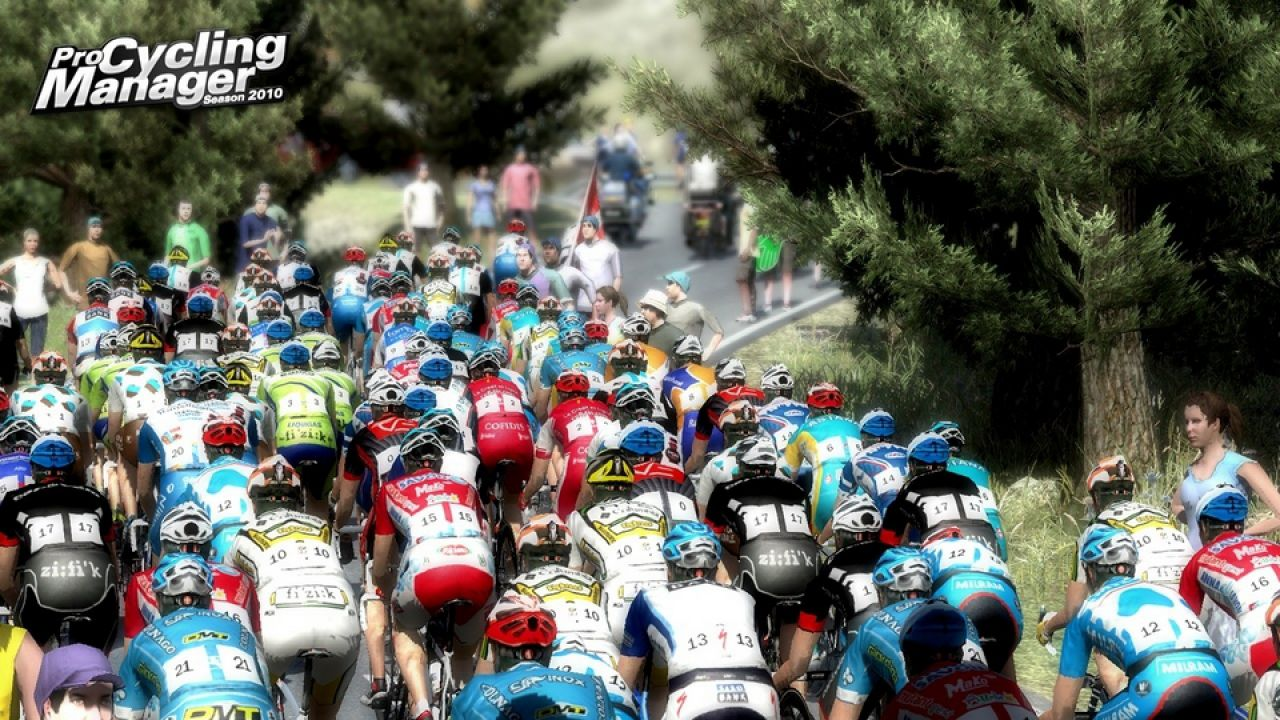 Pro Cycling Manager/Tour de France 2010 in nuove immagini