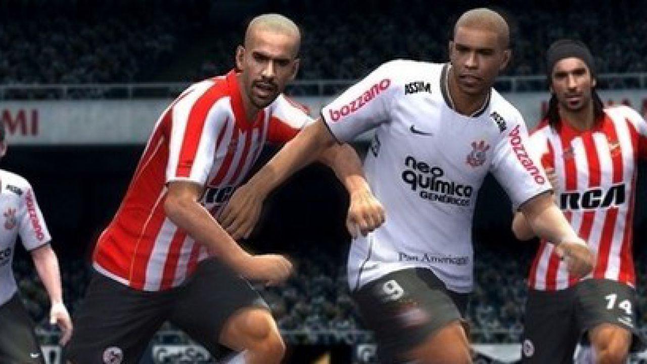 Pro Evolution Soccer 2011: aggiornamento delle rose a metà Marzo