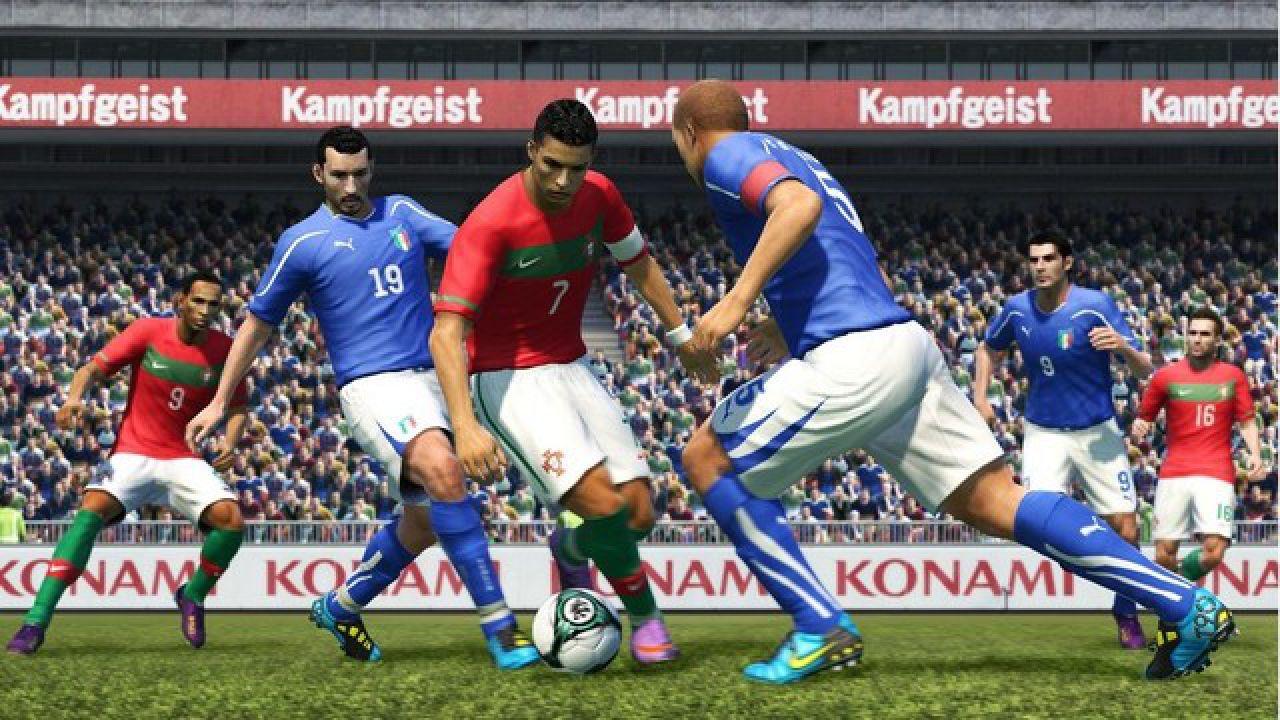 Pro Evolution Soccer 2011, DLC gratuito dal 21 Dicembre