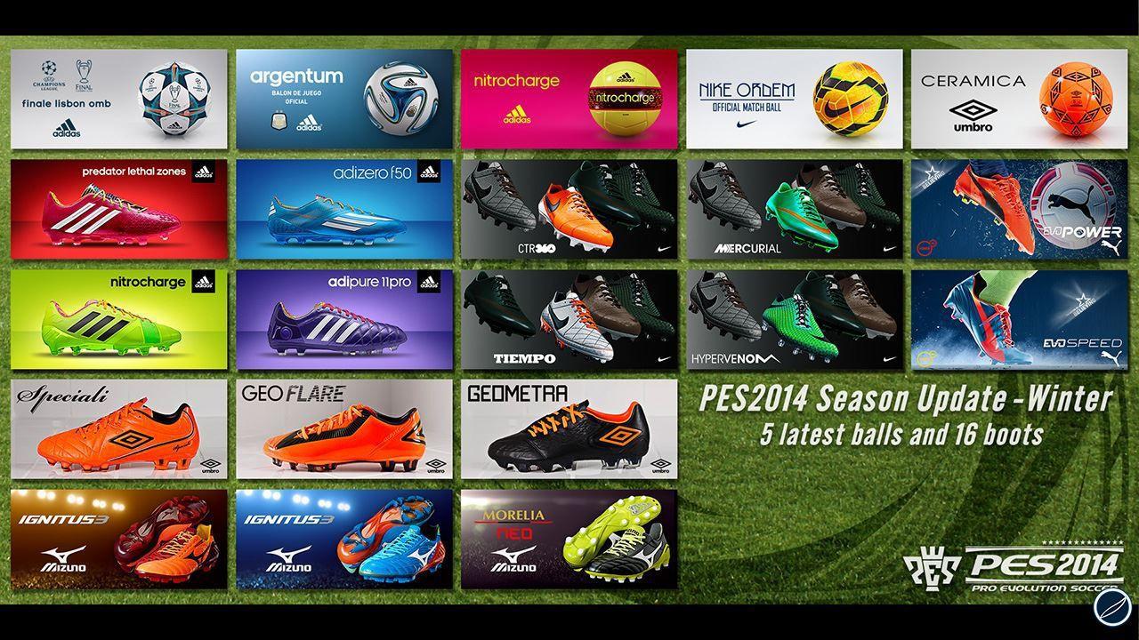 Pro Evolution Soccer 2014: rilasciata la prima patch e annunciate nuove funzioni