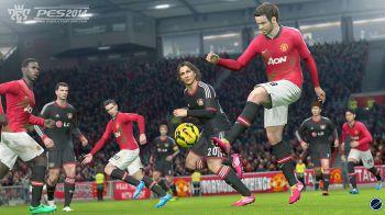Pro Evolution Soccer 2014: video gameplay in presa diretta