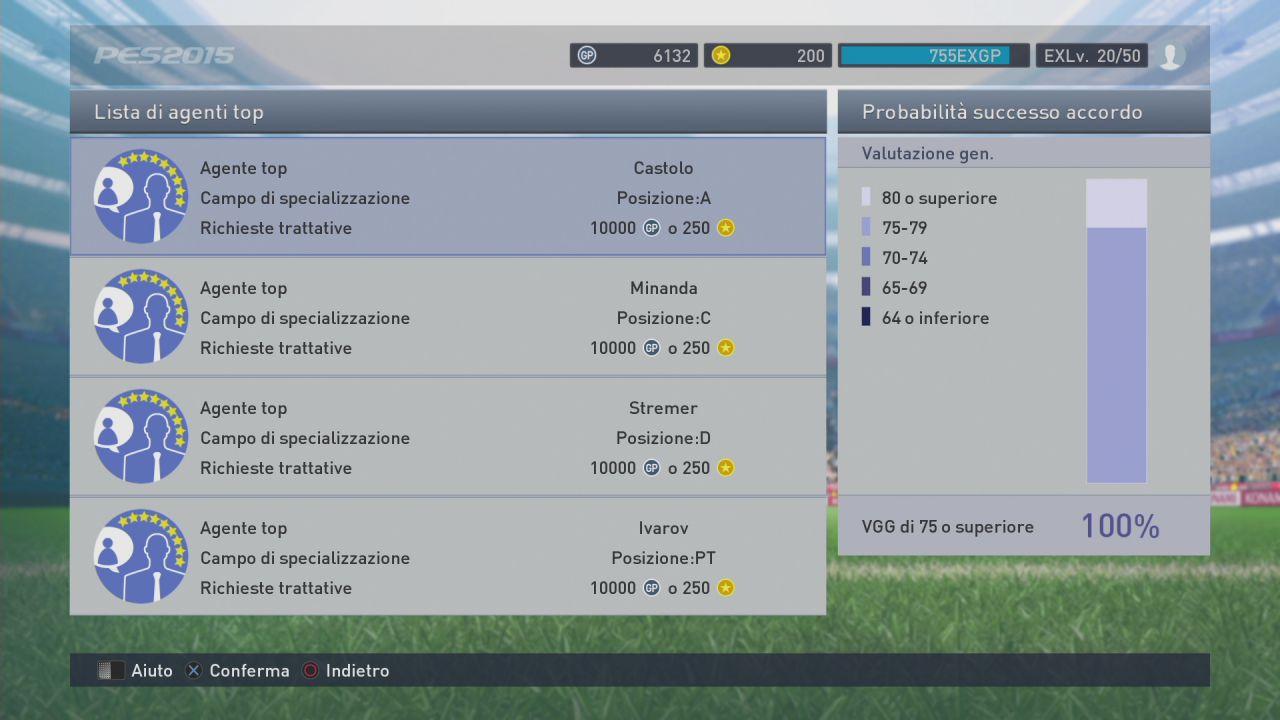 Pro Evolution Soccer 2015 ha venduto tre milioni di copie