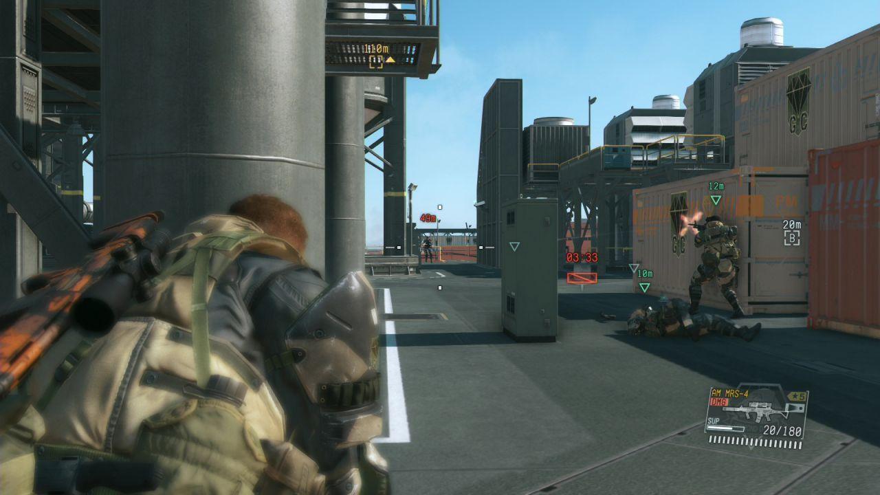 Problemi per l'online di Metal Gear Solid 5 The Phantom Pain - Dettagli sulle microtransizioni