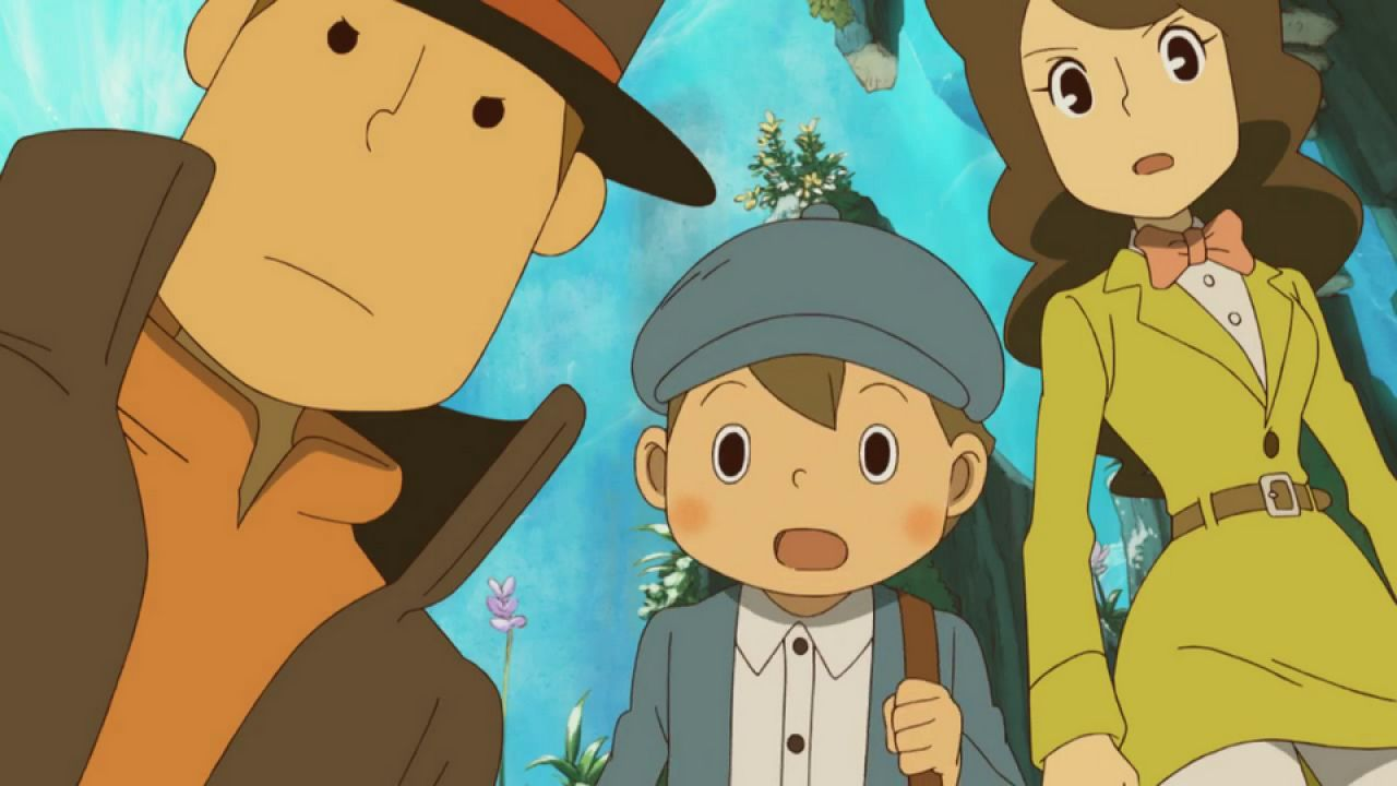 Professor Layton and the Azran Legacy si mostra in video
