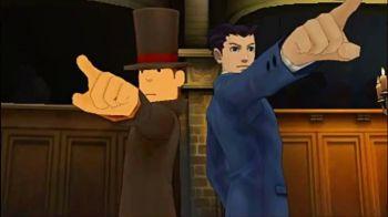 Professor Layton vs. Ace Attorney: aggiornamenti gratuiti fino a settembre