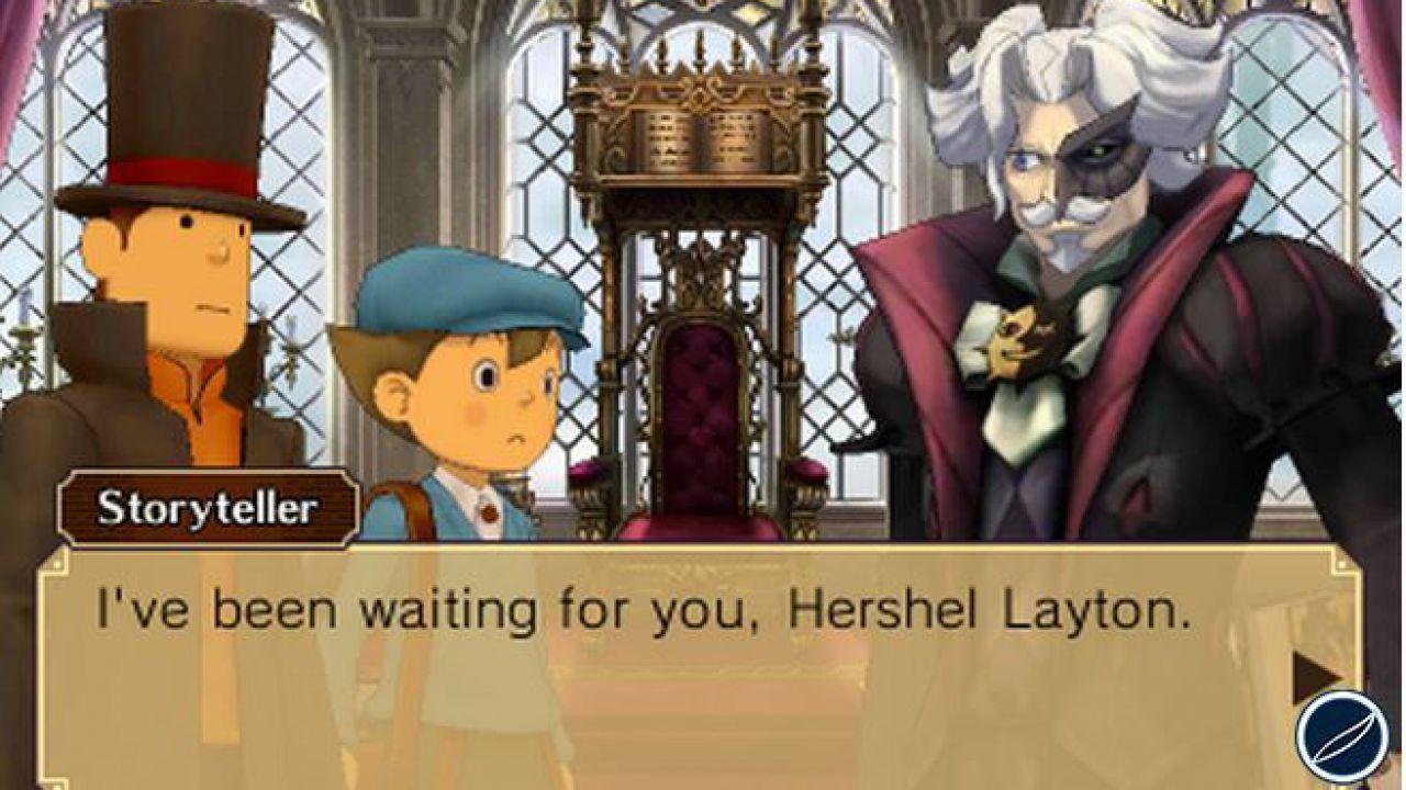 Professor Layton vs. Ace Attorney - confermato il doppiaggio in italiano e mini DLC gratuiti