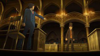 Professor Layton vs. Ace Attorney - i primi 70 minuti mostrati in video