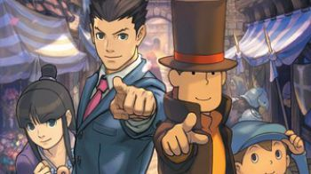 Professor Layton vs Ace Attorney: trailer dal Tokyo Game Show 2011